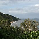 Bingil Bay - From The Clifftop Lookout by STHogan