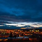 Tacoma Panoramic - Tacoma, WA - USA by Vincent Frank