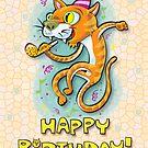Party Animal - Happy Birthday by KenRinkel