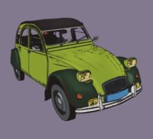 2CV Green by LawrenceA