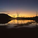 &quot;Somerrise&quot;  Lake Somerset, QLD - Australia by Jason Asher