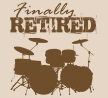 Finally Retired by Vojin Stanic