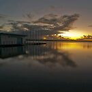 Peaceful Isolation by John Morton