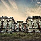 The Small Trianon Palace by Sabina Dimitriu