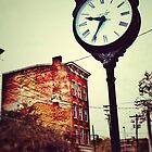 Olde Sycamore Square - Downtown Cincinnati by Alex Baker