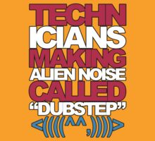 Technicians Making Alien Noise (magenta) by DropBass