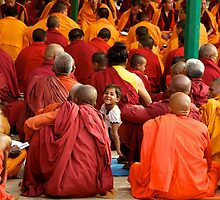 A Girl Among Monks by Valerie Rosen