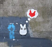 Moomin Graffiti by superjet