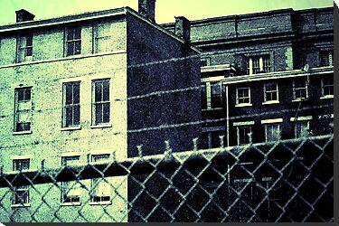 "The ""Prison"" - Downtown Cincinnati by Alex Baker"