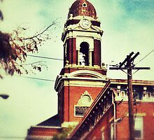 Old Church 2 - Downtown Cincinnati by Alex Baker