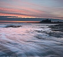 Bamburgh Castle by chriscyner
