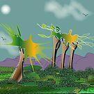 LandEscape by IrisGelbart