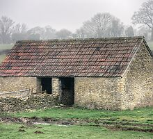 Cotswold Barn  by JPassmore