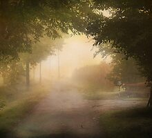 Morning Mist LaReole  by Irene  Burdell