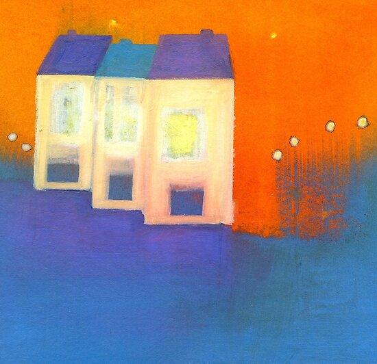three houses by agnès trachet