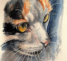 Crocket, featured in Art Universe,  Cat's Pajamas, Cats and Dogs Group by FDugourdCaput