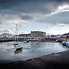 Fisherrow Harbour, Musselburgh by Glaspark