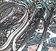 bikes by NIKULETSH