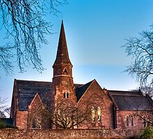 Church of St Mary & St Peter, Montrose by seanclifton