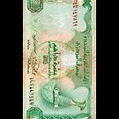 10 Dirhams by Noor Nazzal