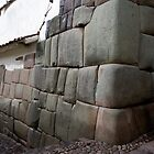 Inca Walls in Cusco by jorginho