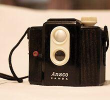 Ansco Panda Camera by Mark McReynolds