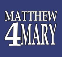 Matthew 4 Mary by nimbusnought