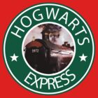 Hogwarts Express Harry Potter by Antigoni