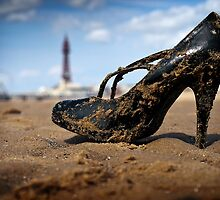 Not Your Recommended Beach Footwear by Paul Barnett