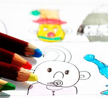 Kids Doodles by Natalie Durell