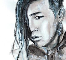 G-Dragon - Alive by freyabigg