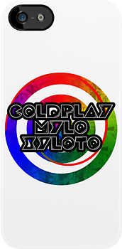 Coldplay - Mylo Xyloto (Clear) by Maxdoggy