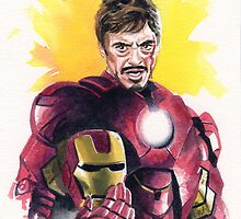 I Am Iron Man by kenmeyerjr