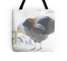 A rare guineafowl Tote Bag