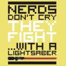 Nerds don't cry 2 by toxicadams