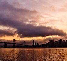 Bay Bridge by JRRouse