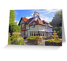 GUEST HOUSE Greeting Card