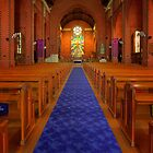 The Holy Trinity Cathedral - Wangaratta by Hans Kawitzki