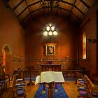 The Prayer Room,Holy Trinity Cathedral  - Wangaratta by Hans Kawitzki