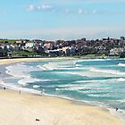 Bondi Beach by barnabychambers
