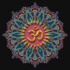 OM Geometric Mandala by webgrrl