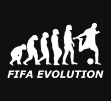 FIFA EVOLUTION PARODY by Yiannis  Telemachou