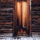 Ghost Town Door by Miles Glynn