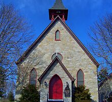 St Pauls Episcopal Church by James Brotherton