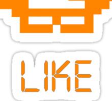 Like A Moss Sticker