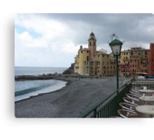 Camogli - Liguria -Italy -  europa -3500 VISUALIZZAZ.maggio 2013--- featured in Italia 500+-VETRINA RB EXPLORE 6 MARZO 2012 --- Canvas Print