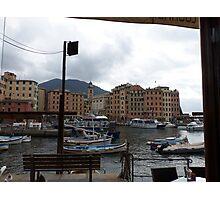 Camogli - Liguria - Italia - PIU' DI 1200 VISUALIZ.DICEMBRE 2012 -- --RB EXPLORE VETRINA 1 APRILE 2012 ---- Photographic Print