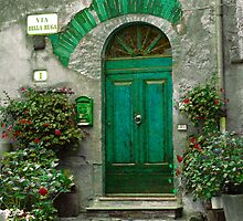 Green Door by Karen Lewis