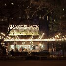 New York City - Shake Shack by Kaitlin Kelly