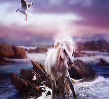 Sea Pony by gingerkelly